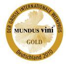 gold mundus vini